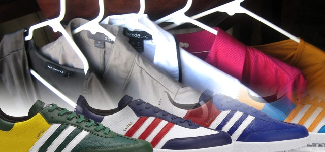 Textile and Footware industry